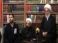 Ayatullah Nasir Makarim Shirazi about Asian Gaza Caravan He himself want to join the caravan - Persian English