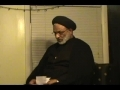 [Majlis 04] -MUST WATCH- Shahadat of Imam Zainul Abideen - H.I. Syed Muhammad Askari - Marefat, Iman, aur Mohabbat - Urd