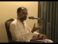 **MUST WATCH SERIES** Mauzuee Tafseer e Quran - Insaan Shanasi - Part 23b - 03-Oct-10 - Urdu