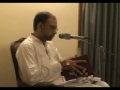 **MUST WATCH SERIES** Mauzuee Tafseer e Quran - Insaan Shanasi - Part 23a - 03-Oct-10 - Urdu