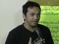 [Noha] Gher Gher Maatam -Br. Shujat Ali  - Urdu