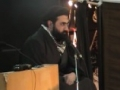 Moulana Hasan Mujtaba Rizvi Calgary 2011 Majlis 3 - Importance of Time - English