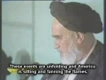 Imam Khomeini about Occupied Palestine [Persian sub English]