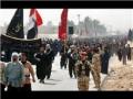 جئنا سائرين Arbaeen Processions to Karbala - Latmiya - Arabic