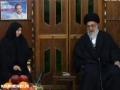 حضور رهبر انقلاب در منزل شهید علیمحمدی - 6/11/1389 - Farsi