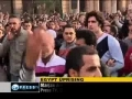 Protesters in Washington back Egypt uprising - 28 Jan 2011 - English