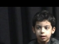 Nohas by a small Kid - Urdu