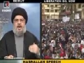 [ENGLISH] FULL Speech by Sayyed Hasan Nasrallah on Revolution in Egypt - 07 Feb 2011