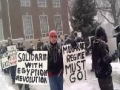 In support of uprising in Egypt & Tunisia - Dearborn, MI - 5 Feb 2011 - English