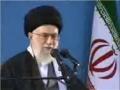 [Short Clip] Ayatollah Khamenei meeting with Iran Air Force Commanders and Staff - 08 Feb 2011 - Persian