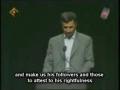 Ahmadinejad at Columbia University - Farsi Sub English