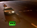 CCTV - Traffic cops escape Wolves attack on M23 highway - All Languages