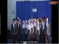 99 Names of Allah (swt) by Wali ul Asr students - Arabic