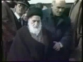Imam Khomeini Arrival Part 2 - Persian