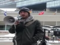 Calgary, Canada protest for Bahrain March 2011 part 3 - English