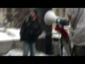 Calgary, Canada protest for Bahrain March 2011 part 6 - English