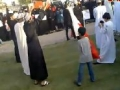 Omanis stage protest to condemn killing of oppressed bahrainis - English Arabic