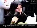 Akulah Fatimah Putri seorang Syahid - Daughter of Martyr Abdul Al Rasul Hassan Ali - Arabic Sub Indonesian