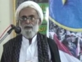 2nd Annual Conference of MWM [April 2011] - H.I. Haider Ali Jawadi address - Urdu