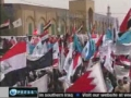 Protests in Bahrain, Iraq, Iran, Egypt, Kashmir against Saudi and Bahraini Regime - 23Apr2011 - English