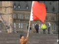 Protest for Bahrain - London - English - Arabic