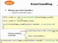ASP.NET Architecture _ Event handling - English