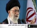 Ayatullah Khamenei: ME awakening to reach Europe - 04May11 - Farsi
