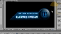 Electric Stream Animations Adobe After Effects Tutorial - English