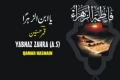 Ali Safder Nauha - Yabna Zahra - Urdu