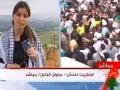 Lebanon 15.05.2011 Palestinian vs Israelis on the Border Part 1 - Arabic