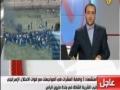 Lebanon 15.05.2011 lebanese Military send people back from Border - Arabic