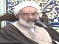 Farsi Speech - H.I. Rashed Yazdi 17 May 2011 - Insulting and Abusing - Fohsho Naseza