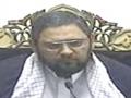 Maulana Muhammad Baig - Meaning of Companion (Ashaab) - Majlis 1 - English