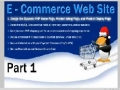 1 E Commerce Website PHP Tutorial Setting Up the Pages Layout and Templates - English