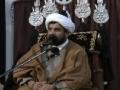 ASHRA -E- FATIMIYA AS. 6th majlis Mulana Nasir Abbas Jaffari - URDU