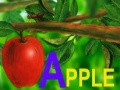 Alphabets - [A] is for Apple - English