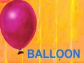Alphabets - [B] is for Baloon - English