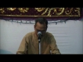 Naat - Abu Talib (AS) Ka Qalumdan Kahan Say Laoon - Poetry - Urdu