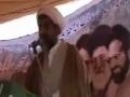 Speech H.I. Raja Nasir Abbas during flood relief - Urdu