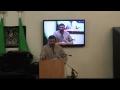 Manqabat - Milad Imam Naqi A.S. - Calgary Alberta - June 2011- Urdu
