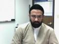 Self Building Session [18June11] Islam & Human Rights - Agha Hasan Mujtaba Rizvi - English