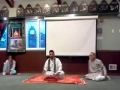 Poetry about Imam Ali (a.s) on 13 Rajab - (Mobile Rec.) - Urdu
