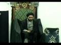 Maulana Nabi Raza Abdi Muharam 2008 - 3rd Majlis Dallas USA  - Urdu