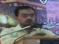 Speech Br. Ehsan Abbas - Eqtebas Khutbae Imam Ali (a.s) - MWM Karachi Div - Tanzimi Workshop 10 July 2011 - Urdu