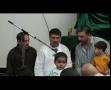 Majlis E Isaal Sawab F/O Br Ahmed Ali - Mersia by Brother Zeeshan Zaidi and group - Urdu