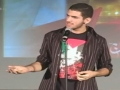 [MC 2011][Poetry Slam] Poetry by Ali Moaddel - English