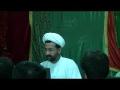 Components of ISLAMIC culture and Civilization[1 of 3] Urdu -Maulana Dr Hussnain Nadir -  Ramazan 2011-  Part 1