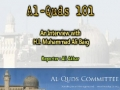 ****AL-QUDS 101**** H.I. Muhammad Baig - English