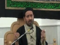 Must watch *** farsi Noha about Imam Ali by HI Jan Ali Shah Kazmi 21 ramadhan 2011 @kuwait  p1