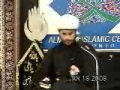 [10] Lessons From Karbala - H.I. Sh. Hamza Sodagar - Majlis 2008 - English